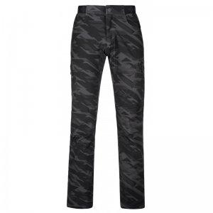 Pánské kalhoty KILPI MIMICRI-M PM0026KI TMAVĚ ŠEDÁ