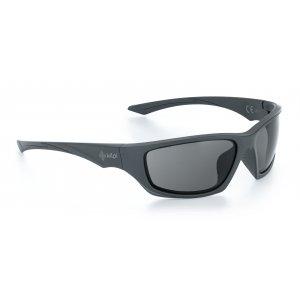 Sluneční brýle KILPI LIU-U PU0063KI TMAVĚ ŠEDÁ