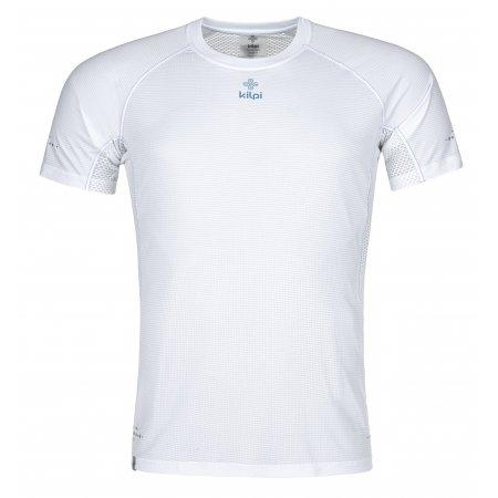 Pánské funkční triko KILPI BRICK-M PM0073KI BÍLÁ