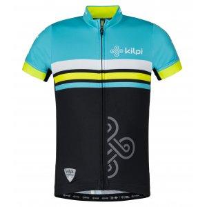 Chlapecké cyklo triko KILPI CORRIDOR-JB PJ0025KI MODRÁ
