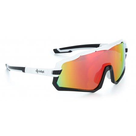 Sluneční brýle KILPI SHADY-U PU0060KI BÍLÁ