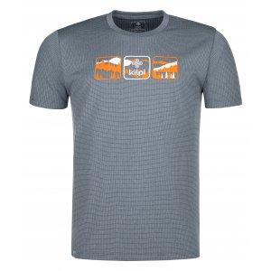 Pánské Funkční triko KILPI GIACINTO-M PM0024KI MODRÁ