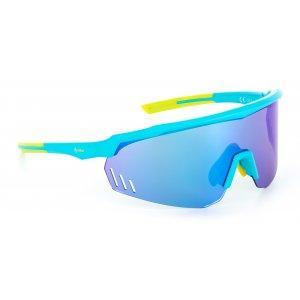 Sluneční brýle KILPI LECANTO-U PU0059KI SVĚTLE MODRÁ