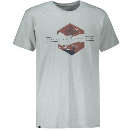 Pánské triko KILPI FERNE-M PM0086KI SVĚTLE MODRÁ